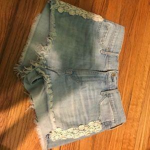 Women's hollister Shorts